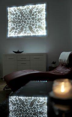 The luxury of intimacy - Love Lamp luxury lighting Luxury Lighting, Epoxy, Cnc, Sculptures, Living Room, Wall Art, Interior Design, Handmade, Inspiration