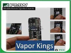 E Cigarette Starter Kit in Australia | Vapor Kings