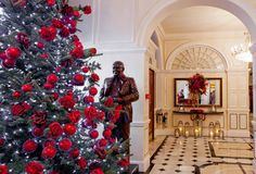 Christmastime at The Goring