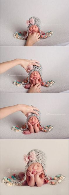 safety in baby photography