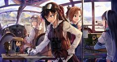 free download pictures of kantai collection  (Coburn Walter 2037x1080)
