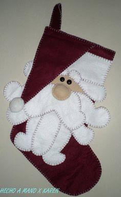 Christmas Candy Crafts, Homemade Christmas Decorations, Christmas Sewing, Felt Christmas, Christmas Projects, Felt Crafts, Christmas Crafts, Fabric Ornaments, Xmas Ornaments