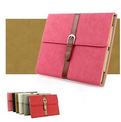 Cheap Leather iPad Air Cases Back Cover And Cover For iPad Air 2 Folio IPC07