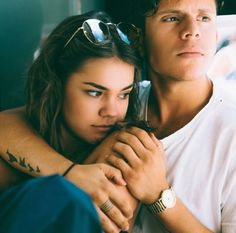 Maia Mitchell & David Mancuso