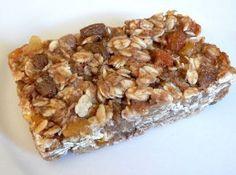 musli tyčinky Toffee Bars, Easy Diet Plan, Granola, Oatmeal, Pie, Baking, Breakfast, Recipes, Food