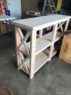 """Find out additional information on """"bar tables and stools"""". Look into our site. Entryway Furniture, Pallet Furniture, Furniture Ideas, Coffee Bar Design, White Tv Stands, Café Bar, Diy Farmhouse Table, Coffe Table, Diy Entertainment Center"""