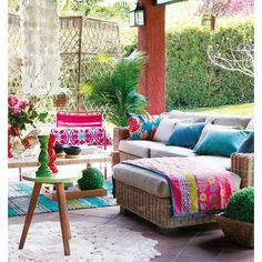 Patio design idea - Home and Garden Design Ideas
