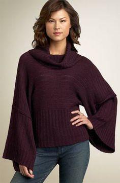 Calvin Klein Jeans dolman sleeve sweater.