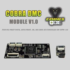 DMC add-on PCB for Cobra ODE