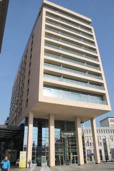 Hotel Lindner & City Lounge Antwerpen in Belgien
