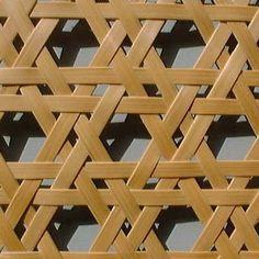 Bamboo Basket, Fabric Strips, Woven Fabric, Bamboo Furniture, Weaving Patterns, Basket Weaving, Crafts, Diy Wood, Macrame