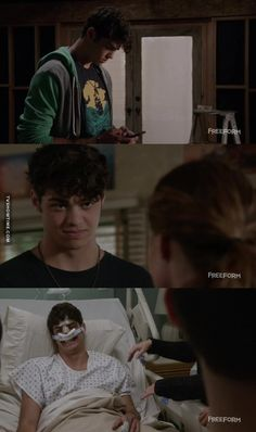 """#TheFosters 4x07 """"Highs and Lows"""" - Jesus"""