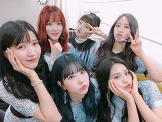 Extended Play, Korean Group, Korean Girl Groups, Kpop Girl Groups, Kpop Girls, Kim Ye Won, Jung Eun Bi, Cloud Dancer, Summer Rain