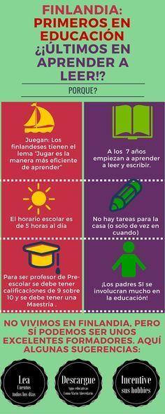 Infografía, Educación and Salud on Pinterest