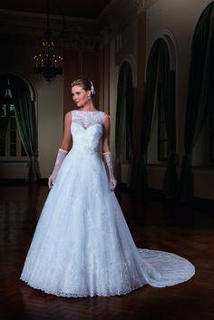 Vestido de Noiva Jasmin 22