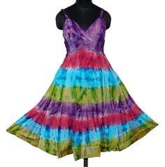 Ibaexports Pure Cotton Women Backless Beachwear Sundress Girls Clothing Casual Dress Gift India Sz S M « Clothing Impulse