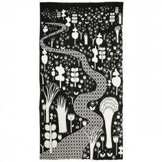Up the garden path - rug