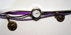 Une petite montre aux couleurs de l'été : Montre par mylittlecrea