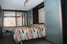 Ikea Hack - Murphy Bed with Sliding Doors - All