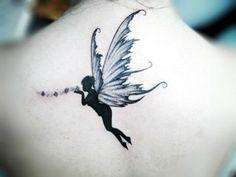 Qual o significado das tatuagens de fadas - umComo