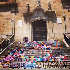 From bike racks to buses, yarn bombers seem to have found a way to knit on almost any kind of outdoor item. These are some of the coolest works out there.