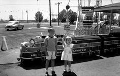 Kiddieland Melrose Park, IL 1958