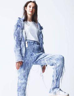 Faustine Steinmetz: slow fashion for life - Telegraph
