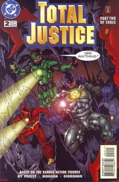Total Justice Flash