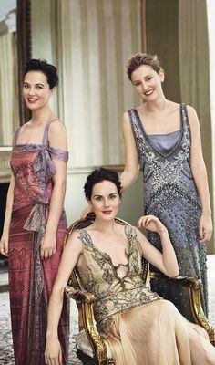Downton Abbey Fashion Blog   Early 20th Century Fashion in Downton Abbey