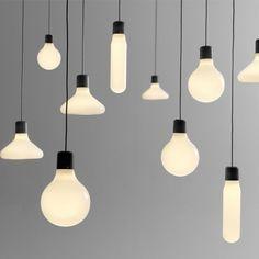 Lampada Form, Cone