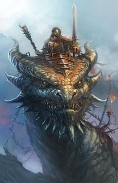 dragons, dragon, fantasy art
