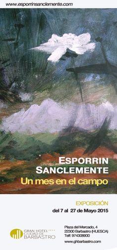 Punto de libro exposición Pilar Esporrin. Ven a CantineArte