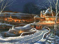 Love this Terry Redlin