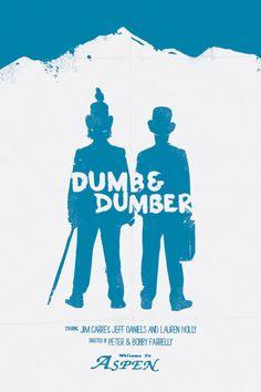 Dumb & Dumber - movie poster - Daniel Norris
