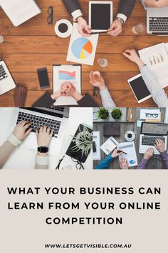 Your online competitors can provide a wealth of information, particularly when it comes to the types of strategies they are using and how they are getting prime real estate positions in the search results. SMALL BUSINESS IDEAS | ONLINE COMPETITION | ONLINE BUSINESS COMPETITION