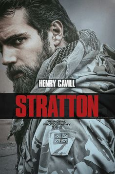 First Look at Henry Cavill as Stratton