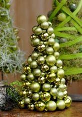 Groen kerstbos > KVLV > Zo gemaakt