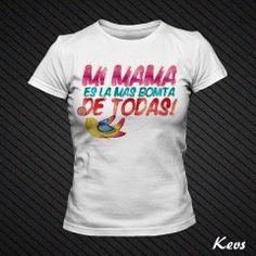 31ca06774e63b Playeras y sudaderas Día de las Madres Camisetas Personalizadas Para  Parejas