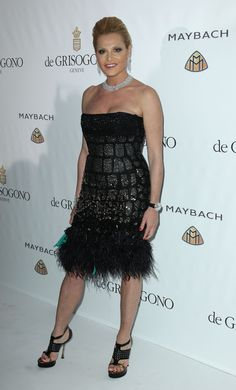 Simona Ventura - de GRISOGONO Cannes Party - Cannes Film Festival - 2010