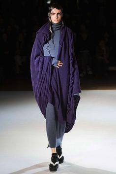 Yohji Yamamoto Herfst/Winter 2015-16 (25) - Shows - Fashion