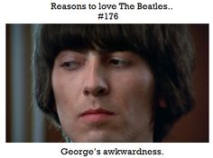 Reasons to love The Beatles #176