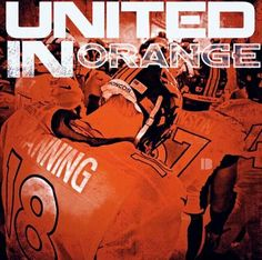 United in Orange!