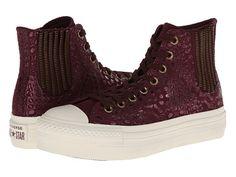 Converse Chuck Taylor® All Star® Platform Chelsea Oriental Violet - 6pm.com