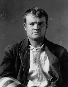 Butch Cassidy Expert Bank Robber Gun Fighter Photo 1897 | eBay