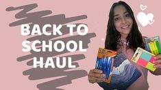 Back to School HAUL (For College & University Students) - YouTube School Must Haves, Back To School, University, Students, College, Organization, Videos, Youtube, Mariana