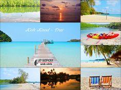 LADY BACKPACKER พาเที่ยว 7 หาดสวย ++ สวรรค์กลางทะเลตะวันออก @ เกาะกูด @ ด้วยงบ 3,500 บาท