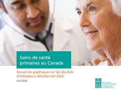 L'ICIS a produit un recueil de graphiques basé sur celui de 2012, intitulé Rapport sur la mise à jour des indicateurs pancanadiens de soins de santé primaires. Ce recueil constitue un résumé des résultats d'un groupe d'indicateurs sur les SSP obtenus à partir de nombreuses sources de données. Il vise à fournir une vision intégrée de l'information sur les SSP au Canada.