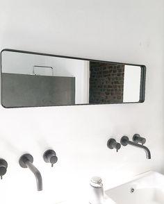 ODYVET! Interieurstyling (@odyvet) op Instagram: 'Nieuwe spiegel Gemaakt van zwart staal door @cavainterieur✔