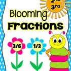 This fraction packet is flower themed and would be a great activity to integrate math with your study of Spring and/or plants.  The activities are aligned with 2nd and 3rd grade Common Core Standards.  $