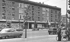 Amsterdam, Burgermeester Vlugtlaan (jaartal: 1950 tot 1960) - Foto's SERC